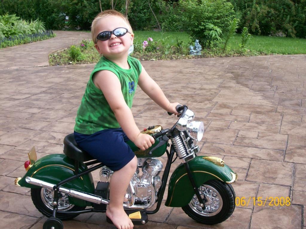 Me & My Mini Bike