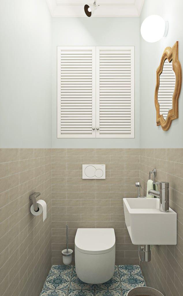 Skandinavische Badezimmer Bilder von Ekaterina Donde Design - die schönsten badezimmer