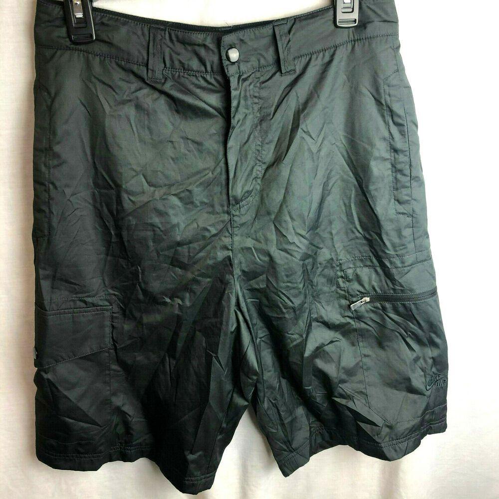 Nike air mens woven 6th man shorts size 28 basketball