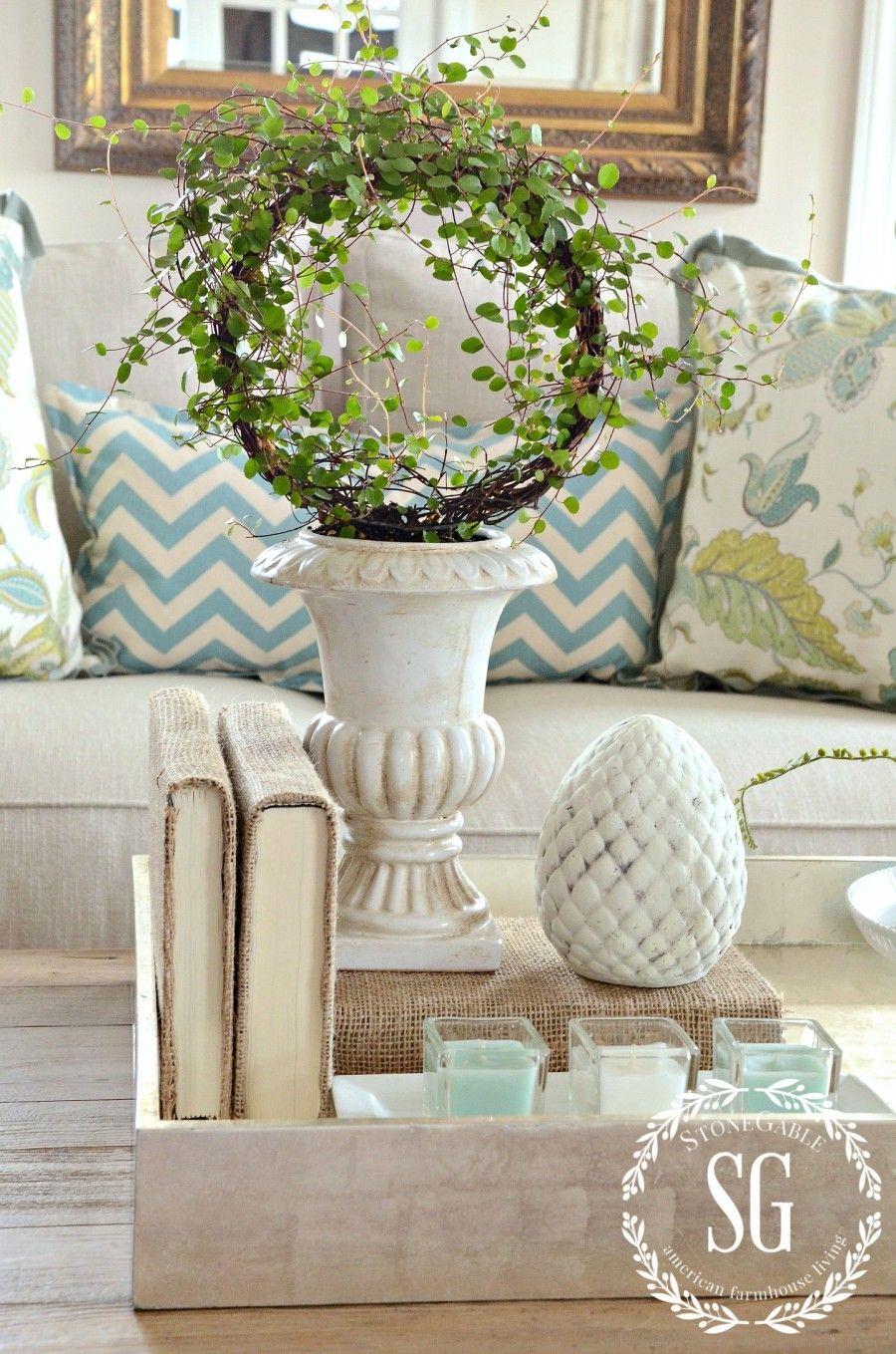 Shabby Chic Decor Living Room Farmhouse Color Schemes