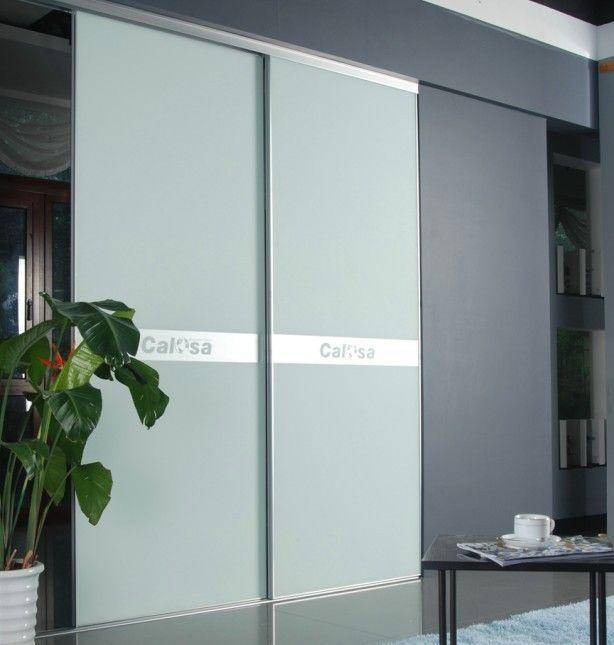 China Cy Zg103a Bedroom Glass Wardrobe Closet Sliding Door