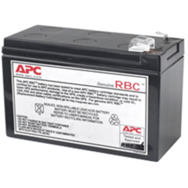 UPSBatteryCenter Compatible Replacement Battery for APC RBC21 RBC21