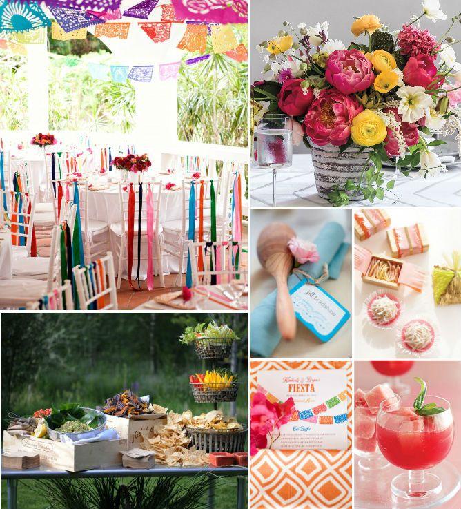 Ideas para fiestas mexicanas 16 de septiembre ideas - Martha stewart decoracion ...