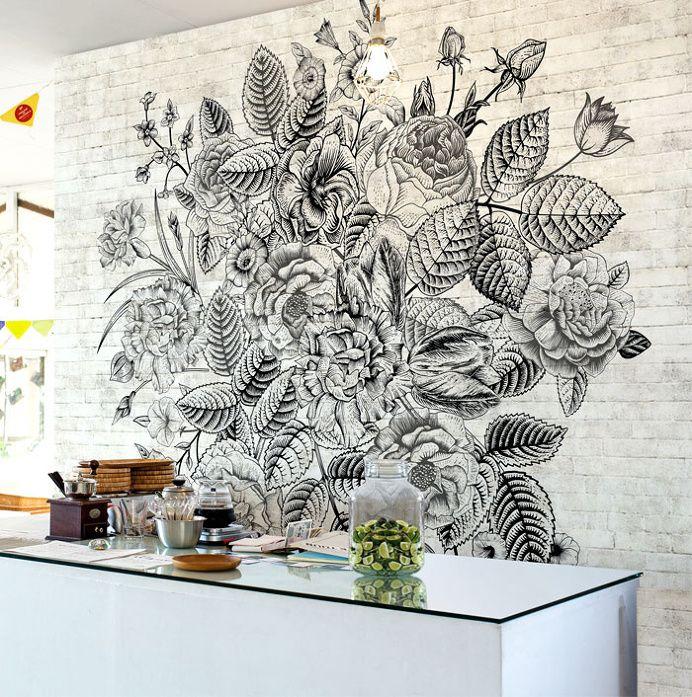 Nature Collection Of Wallpaper Wallcoverings Walls Walldecor In Wallcoverings Decoracao De Casa Of Wallpaper Murais De Parede