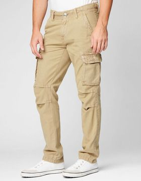 5b34999a1 Mens Anthony Big T Slim Cargo Pants on shopstyle.com