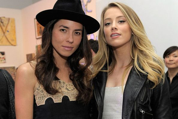 Who is amber heard dating