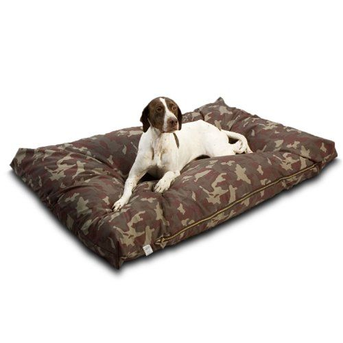 Snoozer Water Resistant Camouflage Pet Bed, Large, Camo - http://petproduct.reviewsbrand.com/snoozer-water-resistant-camouflage-pet-bed-large-camo.html