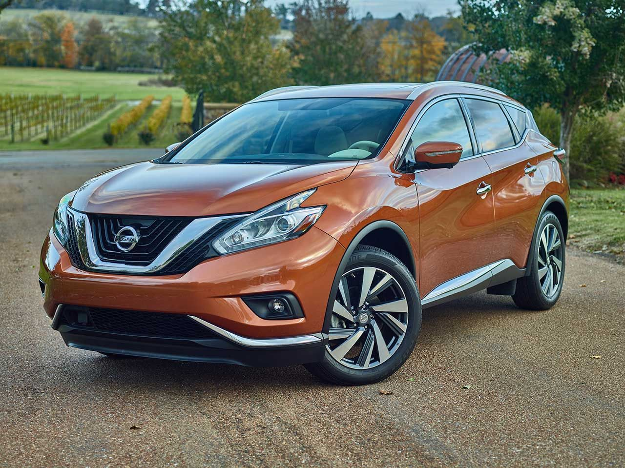 2015 Nissan Murano starts at 29,560 in the United States