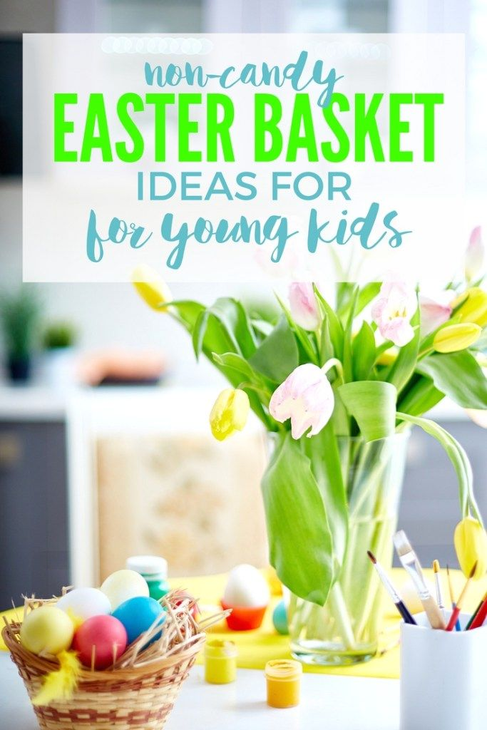 Easter basket ideas for young kids kid check basket ideas and easter basket ideas for young kids negle Gallery