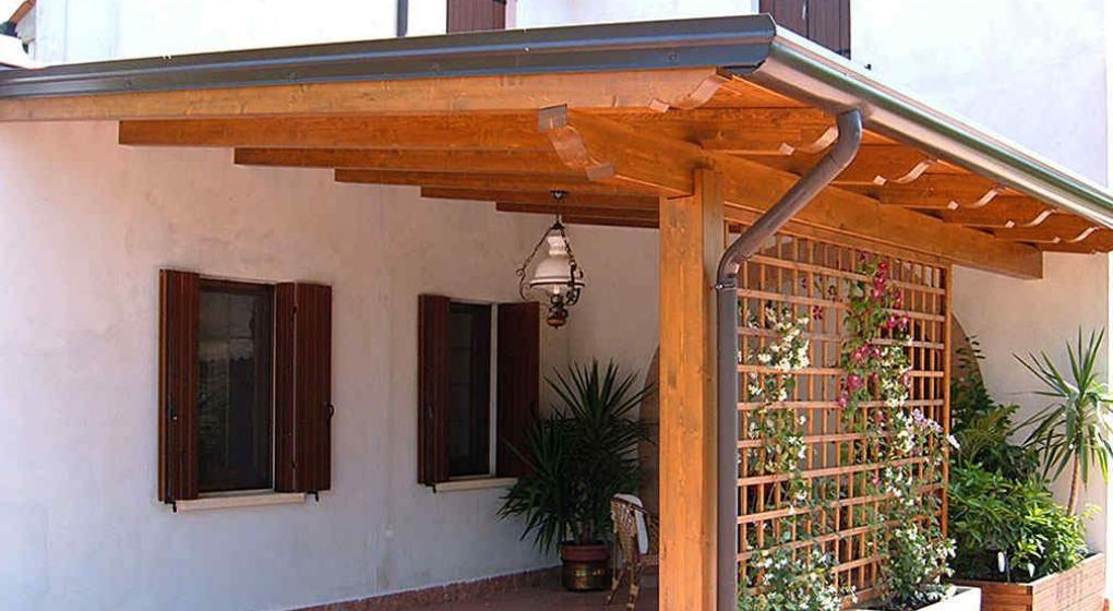 Resultado de imagen para pergola en madera economica for Canaletas para techos de madera