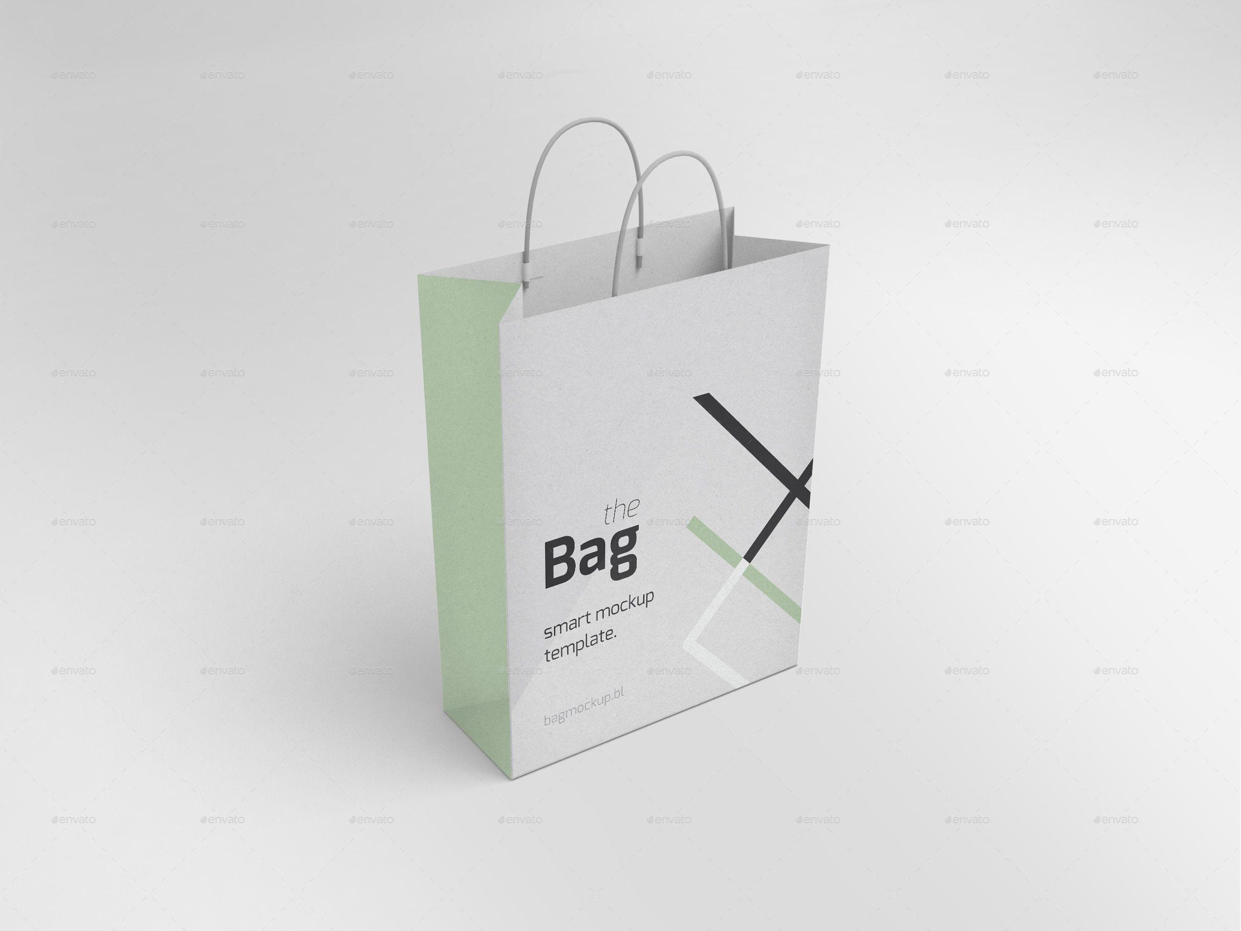 Download 5 Shopping Bag Mockups Bag Mockup Free Graphic Design Clip Art Freebies