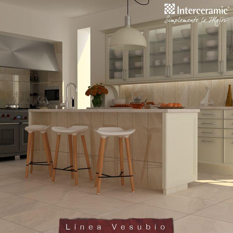 Utiliza en tus #cocinas el color #blanco y gozarás de la ...