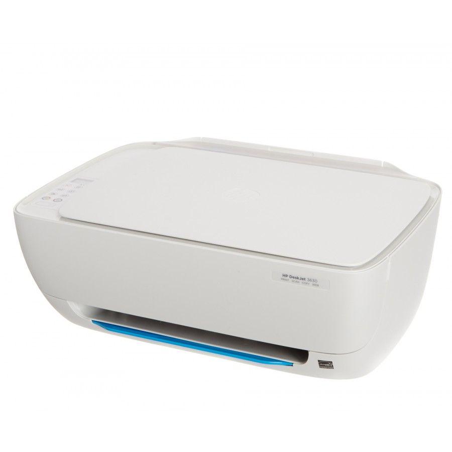 Hp Deskjet 3630 All In One Printer Printer Wireless Printer Inkjet Printer