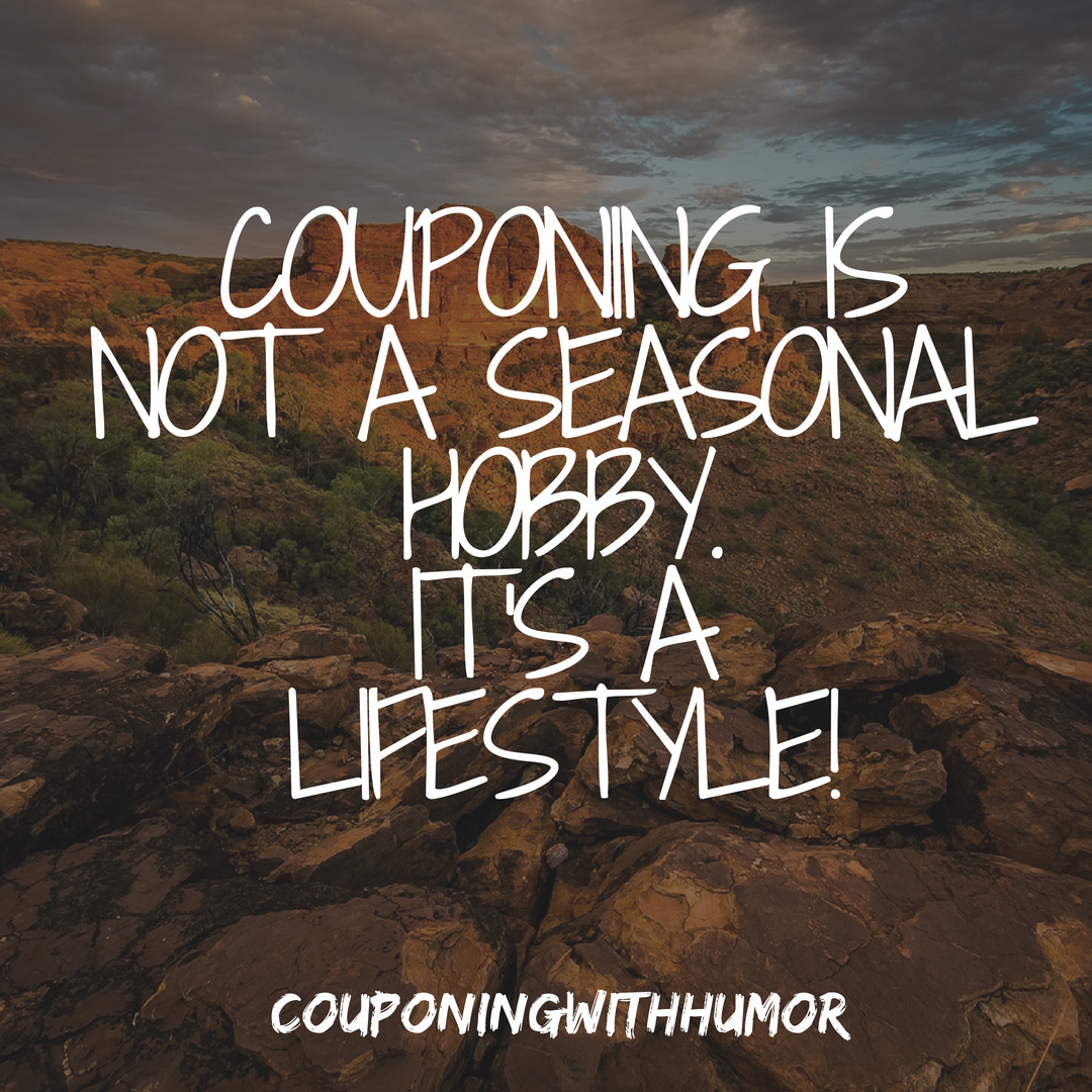 Couponing Is A Lifestyle Humor Inspirational Quotes Life