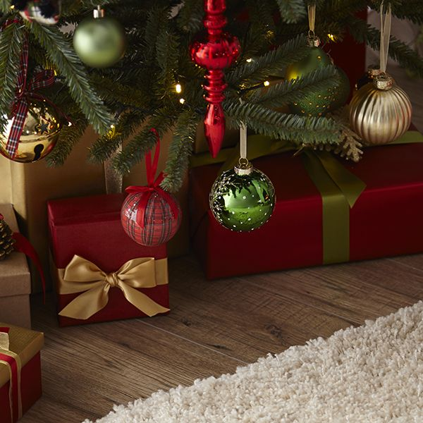 Keep Your Christmas Tree Classic And Traditional, By