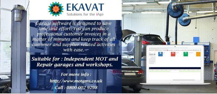 Garage Software UK Software, Management, Digital