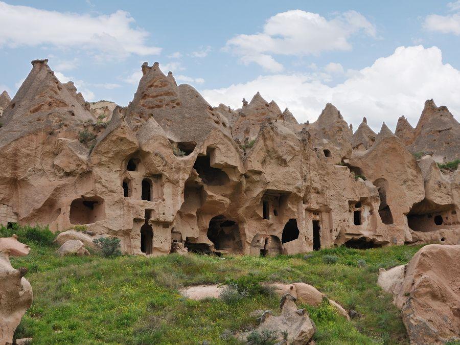 SCIP.be Cappadocia Zelve Underground cities, Most