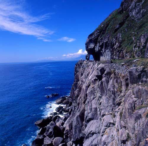 清水斷崖  拍攝者:陳池  由中華民國交通部觀光局提供