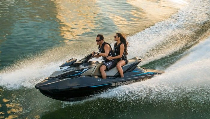 2017 Sea-Doo GTX Limited 230 Feature