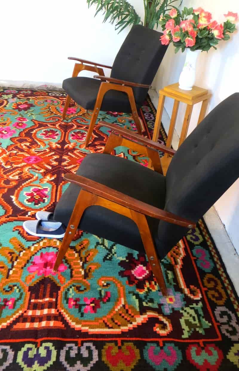 Medallion Rug Aubusson Rugs Persian Pink Vintage Traditional Caucasian Turkish Carpets