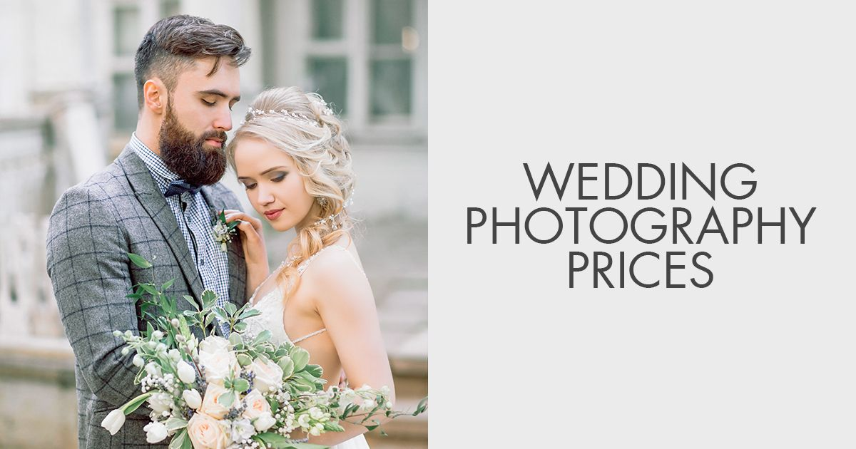 Wedding Photography Prices And Packages How Much Do Wedding Photographers Cost Wedding Photography Pricing Wedding Photographer Cost Photography Pricing