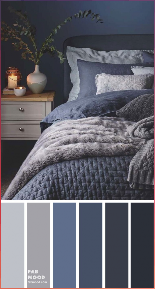 Bedroom color scheme ideas will help you to add harmonious shades to your home w... #Bedroom #color #scheme #ideas #will #help #you #add #harmonious #shades #your #home #w...