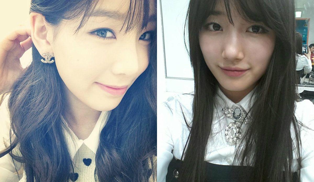 #KimTaeyeon #BaeSuzy #LoveThem #KPop #Korean