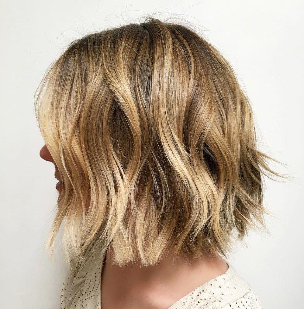 fabulous choppy bob hairstyles in hair pinterest