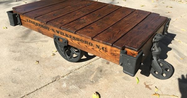 Pinterest The World S Catalog Of Ideas Cart Coffee Table