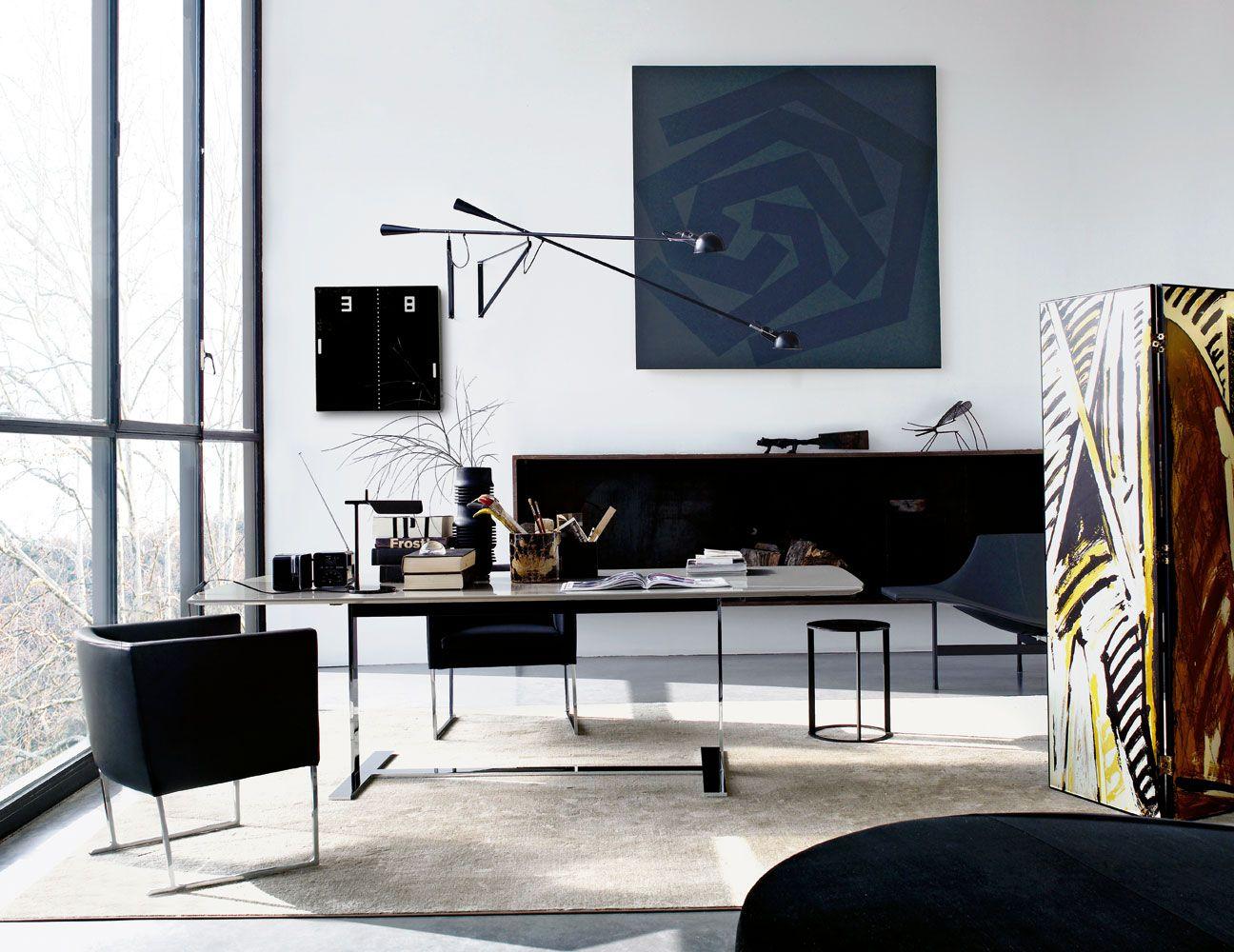 Table eileen collection b b italia design antonio for B b italia online store