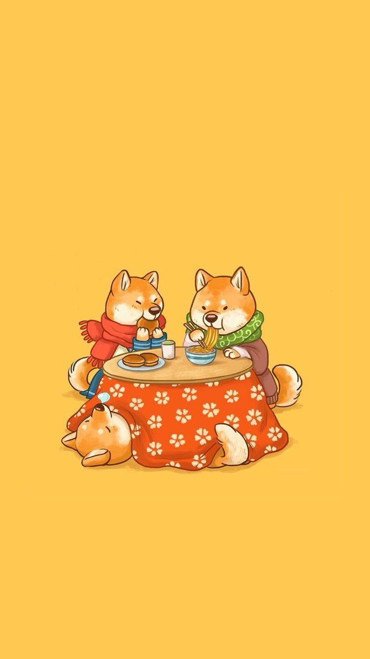 Shiba Inu Wallpaper Cute Wallpapers Cute Animal Drawings