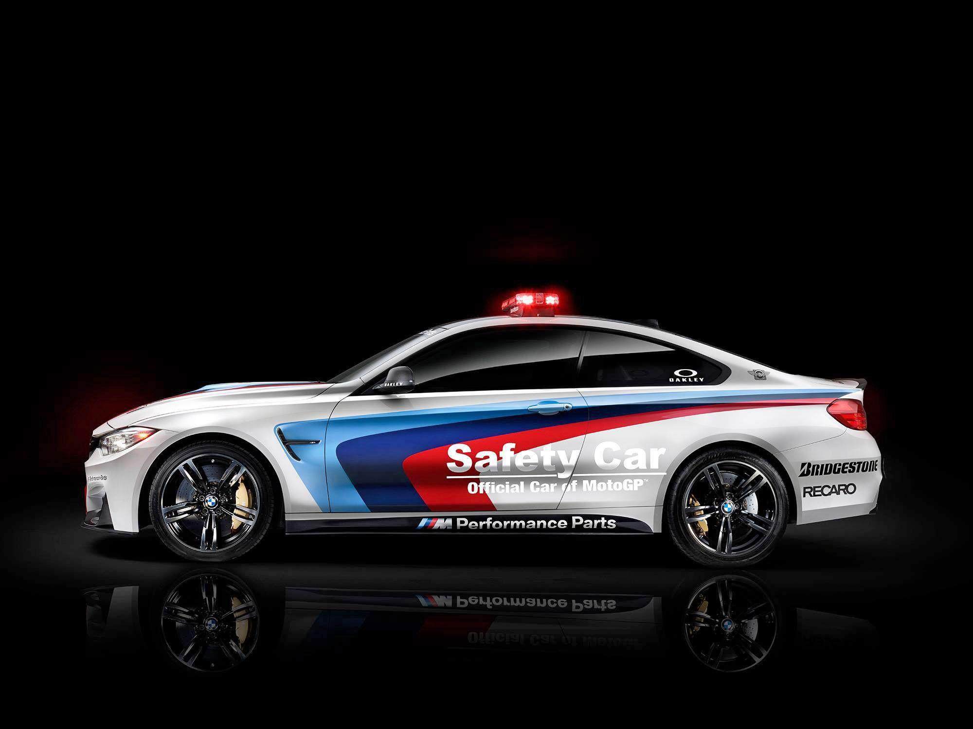 2014 BMW MotoGP M4 Safety Car BMW 4 Series