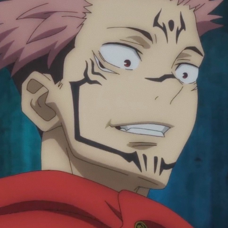 Sukuna Icon Anime Jujutsu Anime Boy
