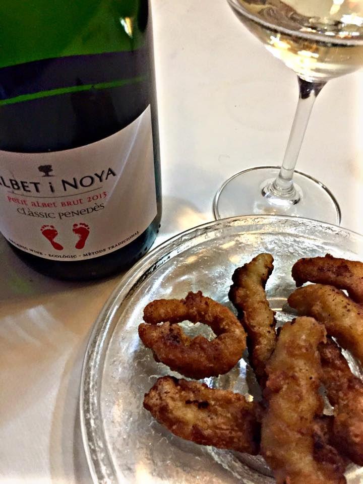 El Alma del Vino.: Albet i Noya Cava Petit Albet Brut Reserva 2013.