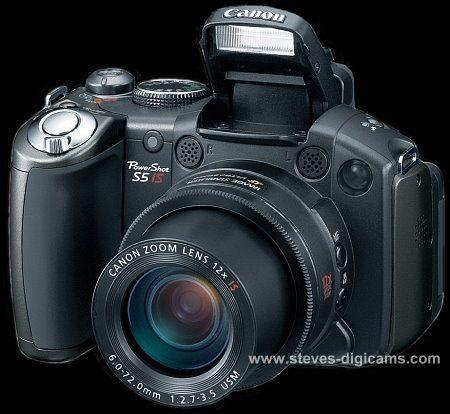 Powershot S5 Is Powershot Canon Powershot Camera Reviews