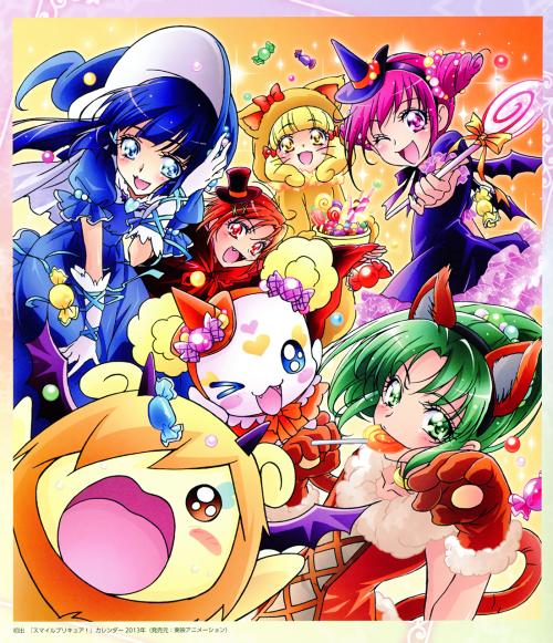 Pretty Cure Bs