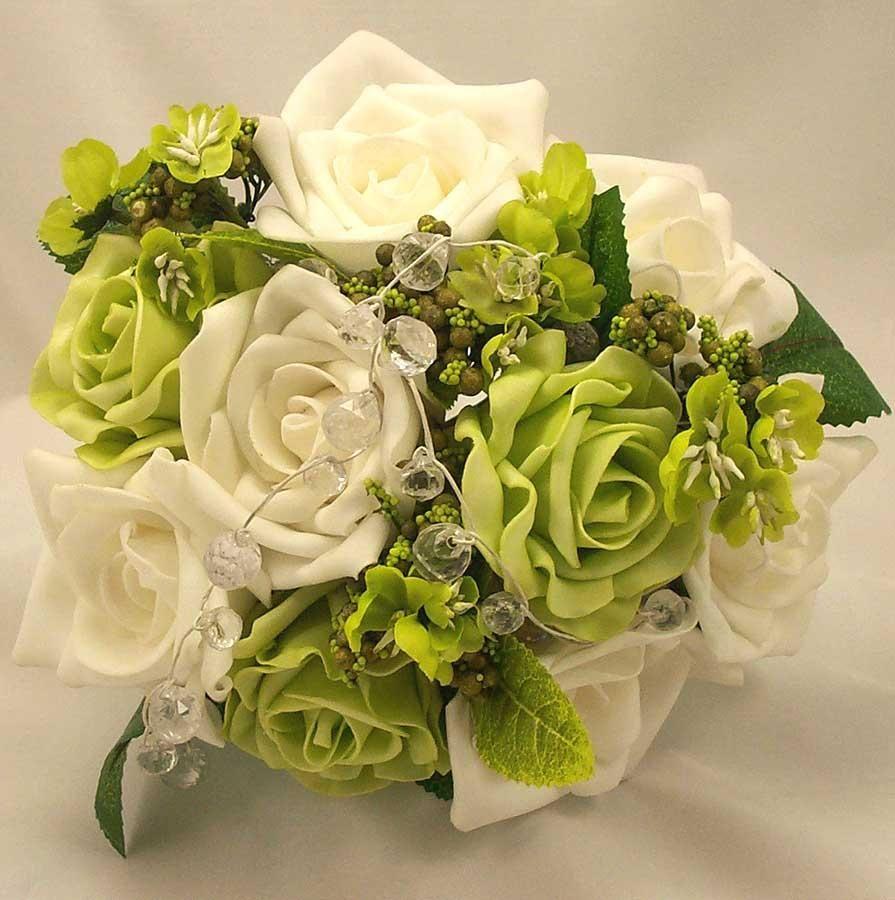 Martha stewart green wedding bouquets green flowers bouquets martha stewart green wedding bouquets green flowers bouquets beautiful flowers izmirmasajfo