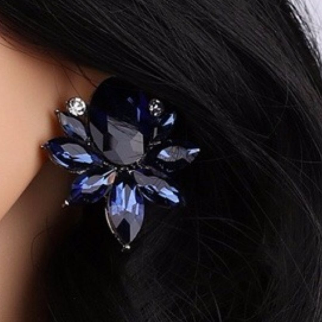 3fe61d565b61  arceliaaccesorios disponible ♥  aretes  aretesmayoreo  aretesdefiesta   aretesdemoda  pendientes  accesorios  cristal  moda  aretesnuevos  jewelry  ...