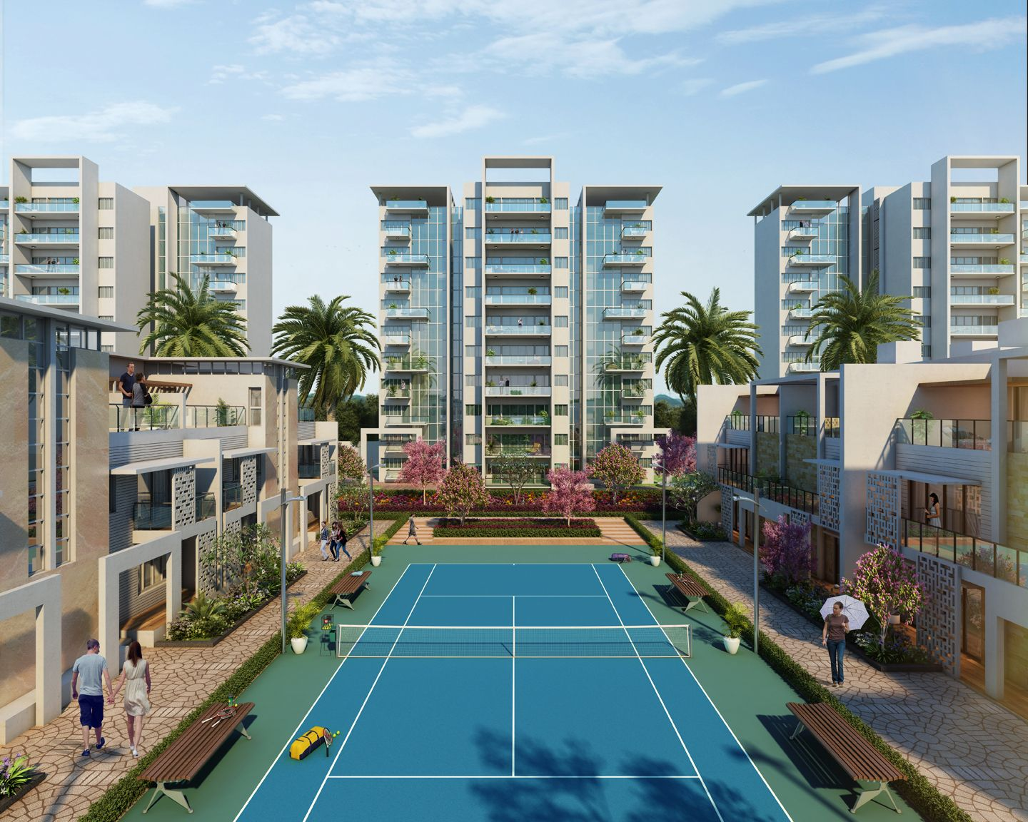 Godrej The Suites: Prominent Project True Investment
