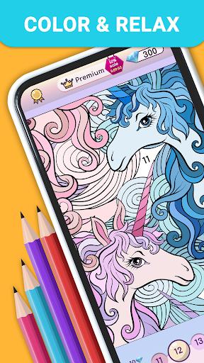 Premium Coloring Book V1 3 5 Mod Apk Coloring Books Premium Colors Coloring For Kids