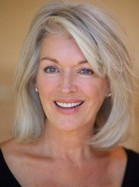 11 Hottest Hairstyles for Women Over 40   Best Life   Pinterest ...