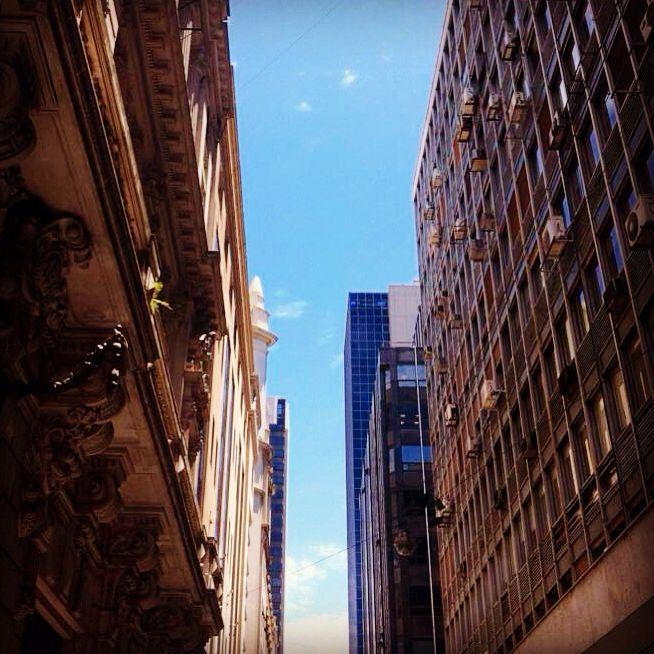 Calles de Buenos Aires Argentina