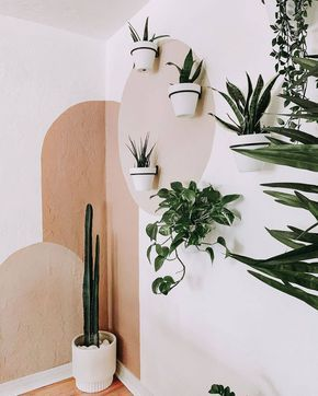Painted Arch Walls Are So Hot Right Now • Trending