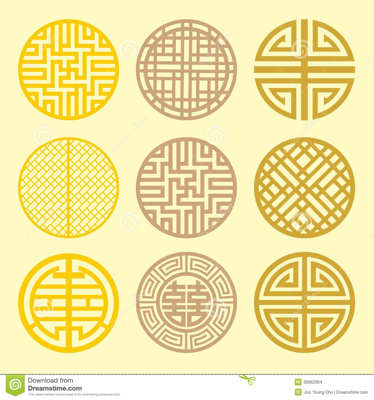 China geometric google search around the world pinterest photo about korean old of window frame symbol sets korean traditional pattern is a pattern design buycottarizona Image collections