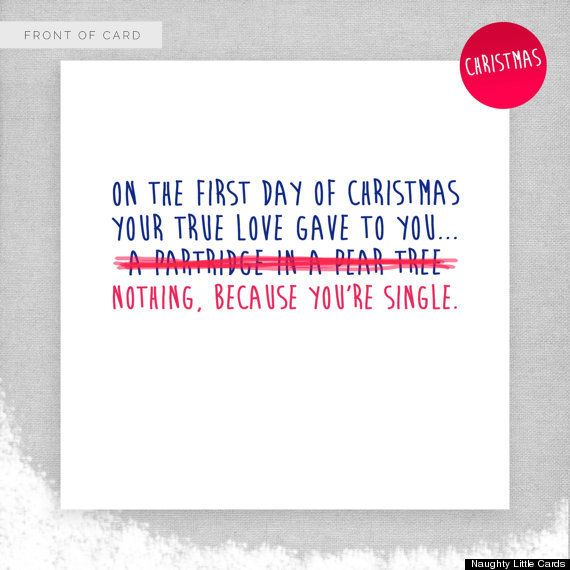 22 Funny Christmas Cards For People Who Can Take A Joke