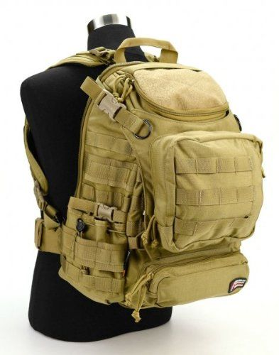 Jtech Gear Heracles Operation Backpack ** Find out more details by ...