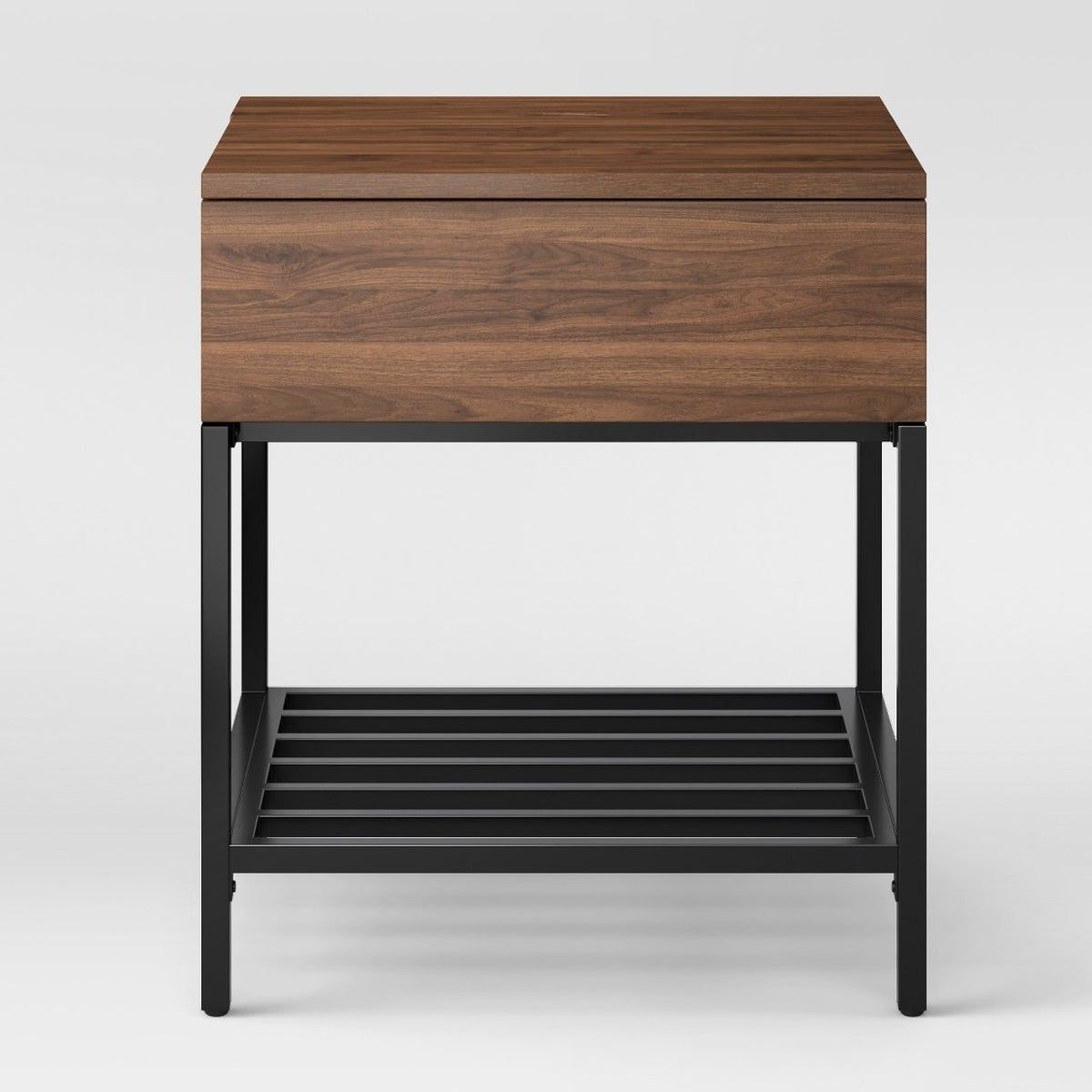 Project 62 Darley End Table In 2020 Walnut Side Tables End Tables Side Table