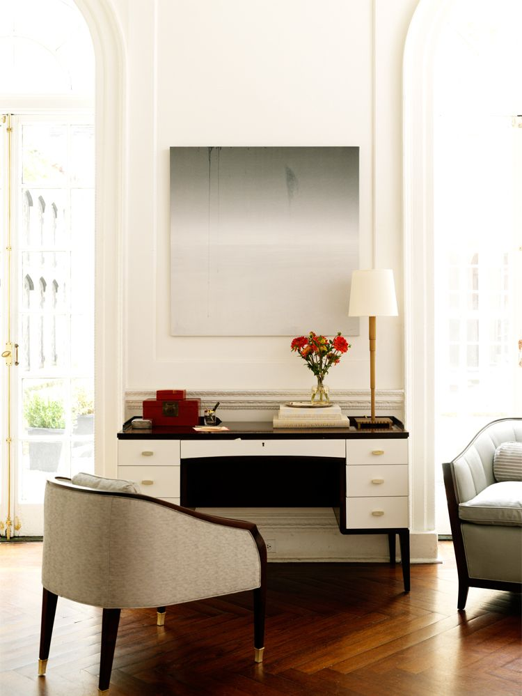 Home Office | The Bill Sofield Collection | Baker FurnitureWidth ...