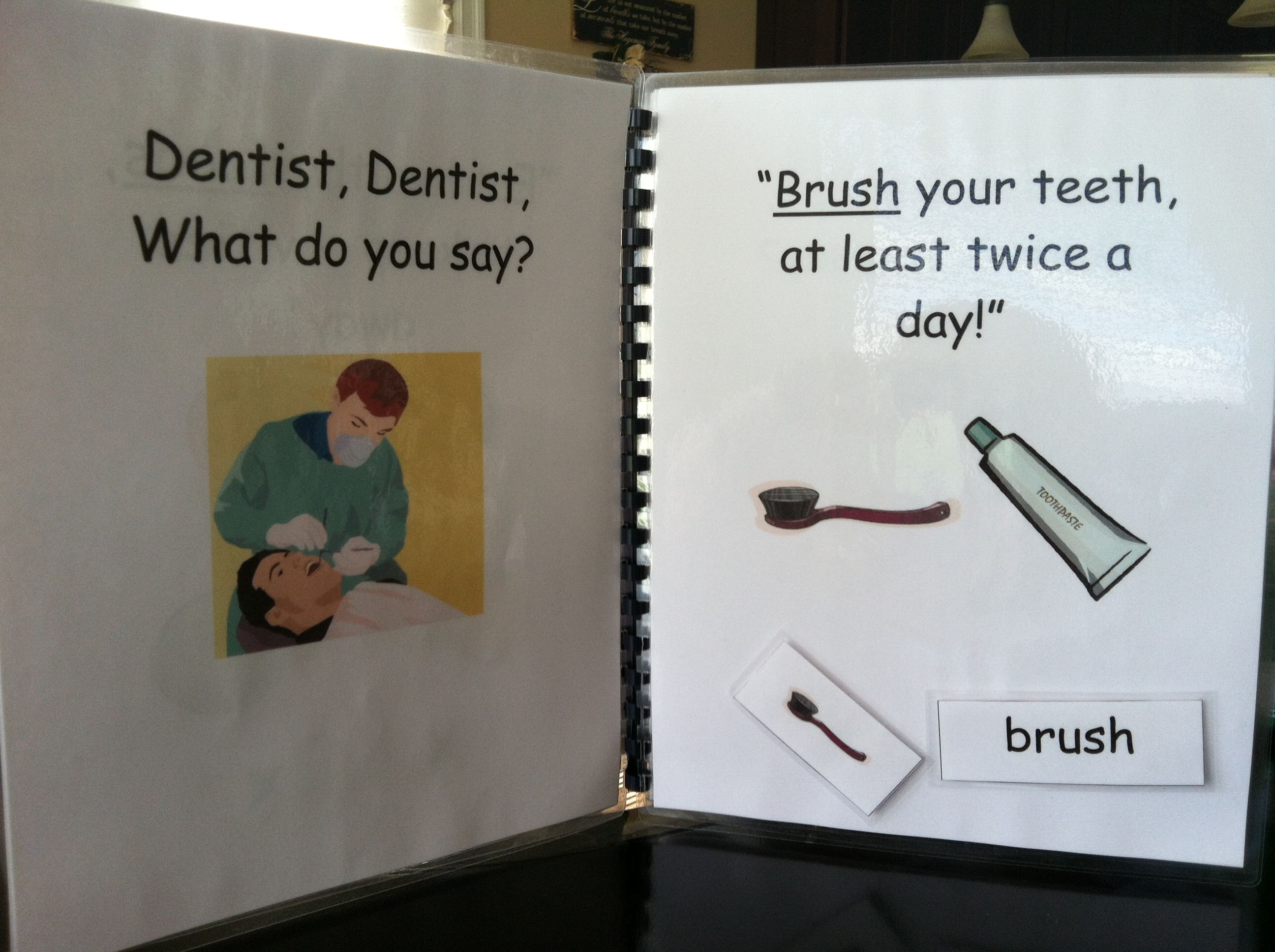 Need An Interactive Dentist Or Oral Health Themed Activity