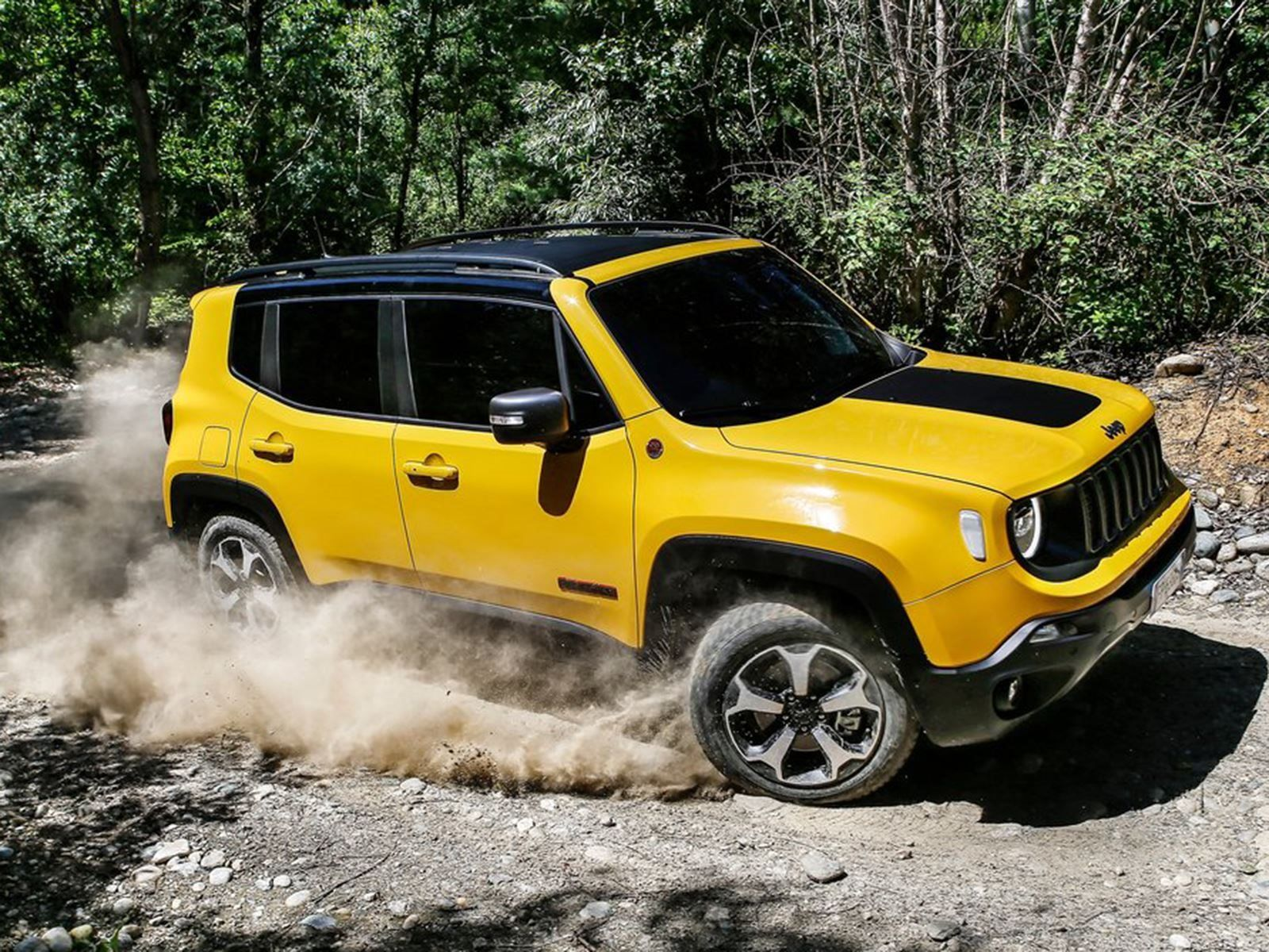 2019 Jeep Renegade Introduced In Europe Jeep Renegade Jeep Renegade Trailhawk Jeep